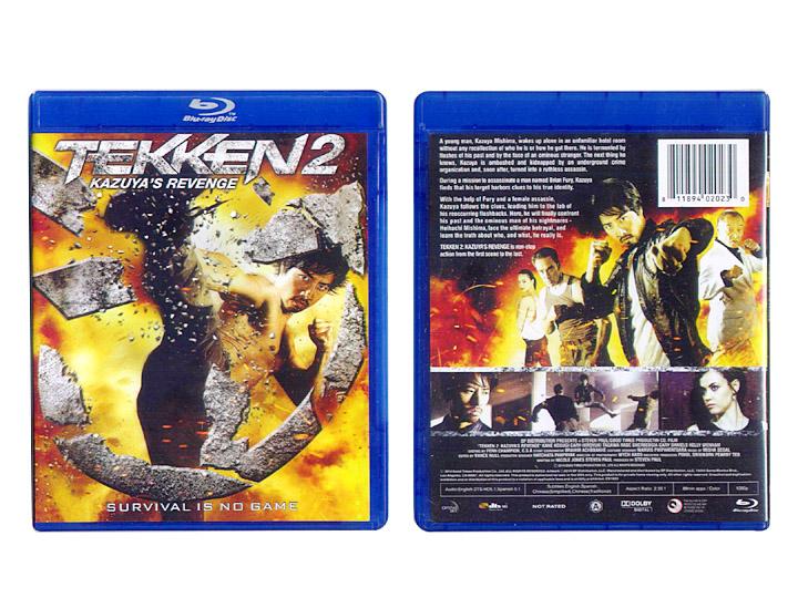 Tekken 2 Kazuya S Revenge